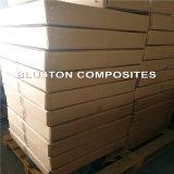 Productos del Cfrp, productos de Carbonfiber. Productos de la resina de epoxy de la fibra del carbón, placa del Cfrp