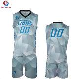 حارّ يبيع ملابس رياضيّة عادة عكوس تصميد كرة سلّة بدلة لأنّ فريق