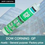 Dow Corning Één Dichtingsproduct van de anti-Paddestoel van het Silicone van de Component Azijn