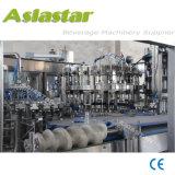 Machine de remplissage de mise en bouteilles de boissons carbonatées approuvées de la CE