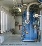 시스템을 격상시키는 Biogas