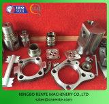 Lavorare/macchinario/pezzi meccanici di CNC di precisione girando e macinando