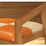 Workwellの木の食事の椅子、標準的な食事の椅子、夕食の椅子CH-636