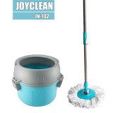 Mop magico di nuova singola rotazione della benna 360 di Joyclean