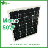 PV Солнечная панель 50W моно цена на заводе