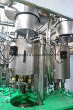 Volledige Bottellijn voor het Afdekken van de Was van de Wijn van het Bier van de Geest de Witte Vullende Bottelende Lopende band van de Etikettering voor de Vierkante Flessen van het Glas 750ml