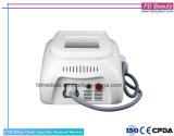 Equipamento médico pequeno de cuidado pessoal da remoção do cabelo do laser do diodo 808nm