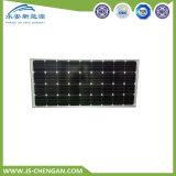 Monocrystalline солнечная панель солнечных батарей модуля 150W с 4 линиями и 25 летами продолжительности жизни