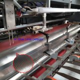 Automatische schneidene Papplamellierende Kettenmaschine