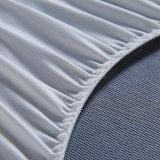 Экстракласс тюфяка ткани гостиницы связанный полиэфиром дешево 100% водоустойчивый