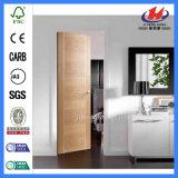 Puerta de madera de Prehung Interiorflush de la decoración