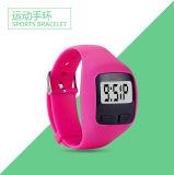 Instruções do relógio do podómetro de Skmei, bracelete Tw64 esperto
