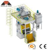 Het Vernietigen van het Schot van het Type van China Tumblast de Schoonmakende Apparatuur van de Machine, Model: MB