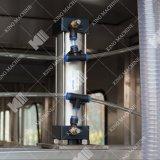 Macchina di coperchiamento di riempimento di lavaggio del vaso da 5 galloni
