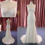 Custom высокого класса тяжелых валика клея Crystal Русалки устраивающих свадебные платья платье