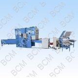 Máquina de rellenar de la configuración del peso de la bala y de la almohadilla de la fibra