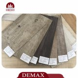De houten Losse Plank legt VinylBevloering