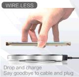 Cargador sin hilos rápido del teléfono móvil del cargador para Samsung para el iPhone