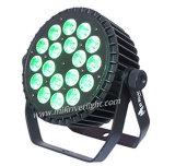 PARITÀ dell'interno/esterna di 18X10W RGBWA 5in1 LED può illuminarsi