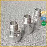 Pezzo meccanico d'acciaio del metallo su ordinazione con le parti di giro di CNC in alta qualità