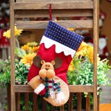 Weihnachtsmann-Spielzeug-Superminisocken-Weihnachtsdekorationen