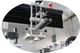 Automatischer Flaschen-Karosserien-Schutzkappen-Doppelt-Kopf-Hülseshrink-Etikettiermaschine für Haustier Belüftung-Kennsatz