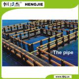 Abnehmer-Größe für Fischen-Rahmen HDPE Rohr