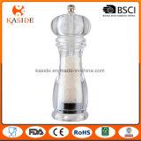 El plástico de cerámica del mecanismo dio la amoladora de la especia y del grano