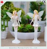 Best Seller popular en Europa la resina figurita de cuento de la decoración del hogar