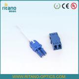 LC-HD 움직일 수 있는 섬유 광 커넥터