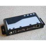 De largo alcance de suministro de fábrica barata lector UHF RFID fijo con RS232, RS485, TCP/IP, Poe/WiFi opcional