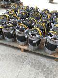 silenzioso insonorizzato raffreddato aria resistente all'intemperie portatile del generatore dell'alternatore del motore diesel del baldacchino 4.5kw