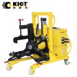 Tipo de elevación automático tirador hidráulico eléctrico del precio razonable del engranaje