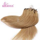 Волос Remy выдвижения волос девственницы волосы кольца бразильских микро-