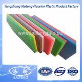 Folha plástica da folha do HDPE da cor da pele para a indústria médica