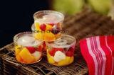 Настройка Clear торт упаковки пластмассовую чашу в салоне Китай контейнер для продуктов питания на заводе поставщика упаковки