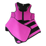 Verhoog Uw Metaal en Fysiek Vest van het Neopreen van het Vermageringsdieet van de Duurzaamheid voor Sport