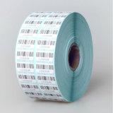 De goedkope Sticker van de Etiketten van de Druk van de Douane Thermische Zelfklevende