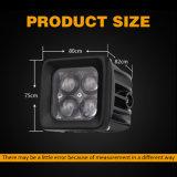 Super helles Arbeits-Großhandelslicht der Punkt-Flut-3inch 20W 12V LED