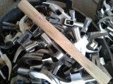 молоток с раздвоенным хвостом Hkbm-01 ручки ручных резцов 8oz Bamboo