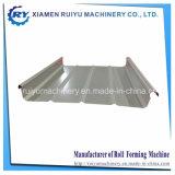 65mm du panneau de toit de métal Seam permanent profileuse