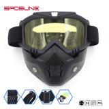 Antinebel-UVschutz-SchutzbrillenATV Motocross Eyewear Glas-Motorrad-Schutzbrillen
