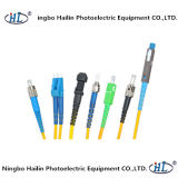 Faser-Optiksteckschnür-Kabel des FC/PC Simplexbetrieb-9/125