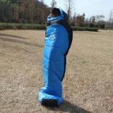 Piscina Camping Ultralight adulto de fibra oca Múmia Saco de Dormir