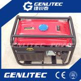 3kw de draagbare Generator van de Benzine met Motor 6.5HP