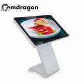 32-дюймовый горизонтальный тип рекламы плеер для использования внутри помещений реклама ЖК-дисплей с сенсорным экраном с разрешением 1080p видео на стену ЖК-Digital Signage