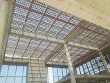 ガラス蓋の太陽電池パネルへのガラス