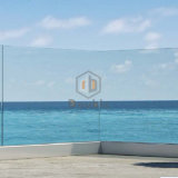 تجاريّة بناية درج درابزين [لد] [أو] قناة زجاج درابزون