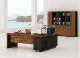 L 모양 현대 간단한 사무실 목제 가구 Excutive 사무실 책상 (BL-GYD2016)