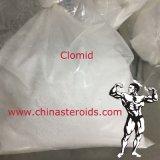Esteroides Clomid del citrato del 99% USP Clomifene para el estrógeno anti